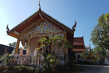 Temple on the Hill (Wat Phra That Mae Yen), Pai, Thailand
