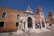 Ponte del Purgatorio, Venice, Italy
