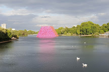 Serpentine Boating Lake, London, United Kingdom