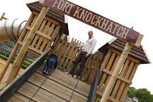 Knockhatch Adventure Park, Hailsham, United Kingdom