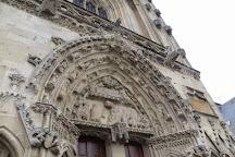 Église Notre-Dame, Saint-Lo, France