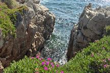 Le Sentier du Littoral, Cap d'Antibes, Antibes, France