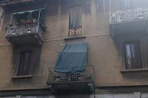 Casa di Adriano Celentano, Milan, Italy