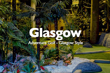 Paradise Island Adventure Golf Glasgow, Renfrew, United Kingdom