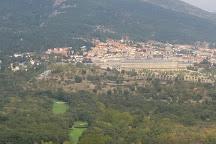 La Silla de Felipe II, San Lorenzo de El Escorial, Spain