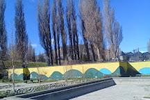 Plaza De Los Pioneros, El Calafate, Argentina