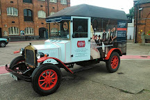 The National Brewery Centre, Burton upon Trent, United Kingdom