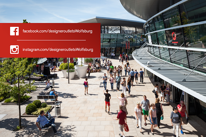 Visit designer outlets Wolfsburg on your trip to Wolfsburg