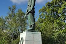 Vore Faldne statue, Copenhagen, Denmark