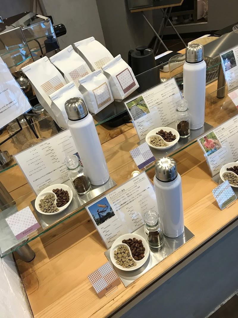 Tsukikoya Specialty Coffee Roaster's shop