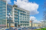Известия Hall, Настасьинский переулок на фото Москвы