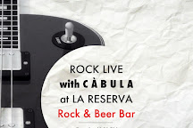 La Reserva Rock & Beer Bar, San Jose del Cabo, Mexico