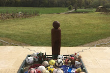 Christmas Truce Memorial, Comines-Warneton, Belgium