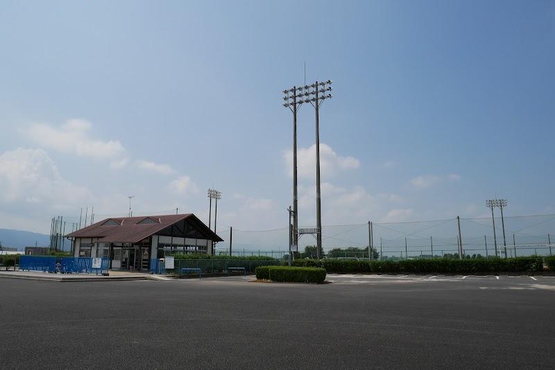 愛西市役所 立田総合運動場