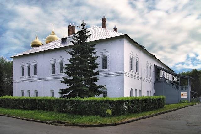 Metropolitan Chamber. Department of ancient art YAHM