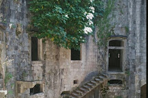 Mamula Fortress, Herceg-Novi, Montenegro