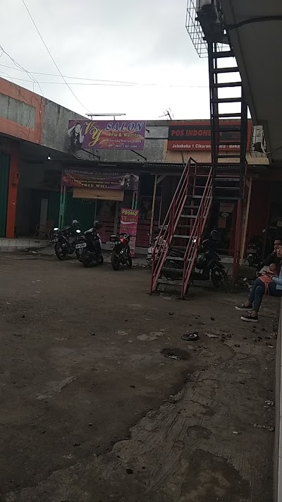 Pos Indonesia Jababeka 1 North Cikarang West Java