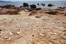 Spiaggia di Maria Pia, Alghero, Italy