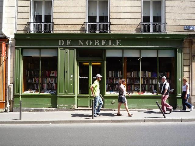 De Nobele Librairie