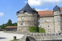 Festung Rosenberg - Deutsches Festungsmuseum, Kronach, Germany