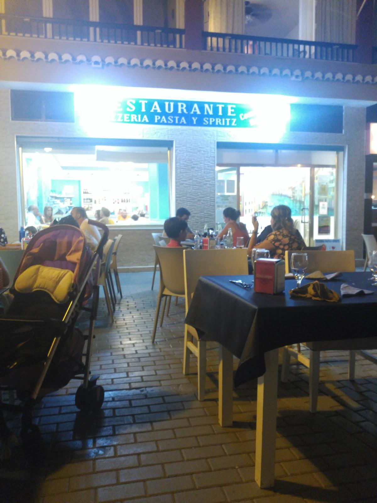 Pizzería PASTA Y Spritz