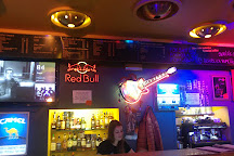 Rock Cafe, Prague, Czech Republic
