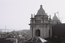 Igreja Santa Catarina, Lisbon, Portugal