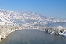 Shinano River, Chubu, Japan