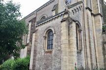 Eglise Saint-Andre, Port-en-Bessin-Huppain, France
