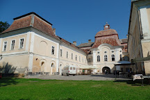 Teleki Castle, Gornesti, Romania