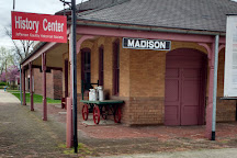 Jefferson County Historical Society, Madison, United States