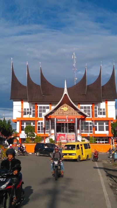 Kantorpos Bukittinggi Aur Birugo Sumatera Barat