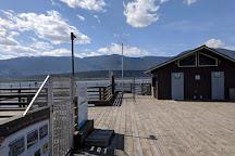 Salmon Arm Wharf, Salmon Arm, Canada