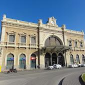 Железнодорожная станция  Cartagena