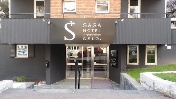 Ungdommelig Saga Apartments Oslo, Holmboes gate 8, 0357 Oslo, Norge FO-26