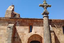 Iglesia de Santa Cecilia, Salas de los Infantes, Spain