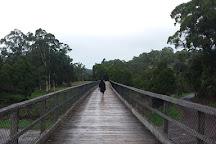 Timboon Rail Trestle Bridge, Timboon, Australia