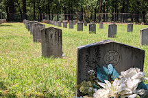 Camp Nelson Confederate Cemetery, Cabot, United States