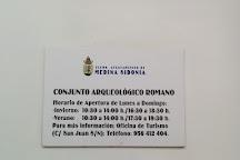 Museo Arqueologico de Medinasidonia, Medina-Sidonia, Spain