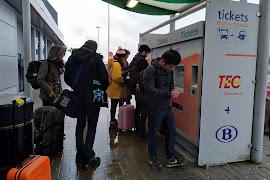 Автобусная станция   GOSSELIES Airport