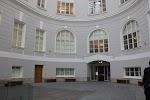 Лекторий государственного эрмитажа на фото Санкт-Петербурга