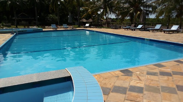 Tanga Beach Resort Restaurant