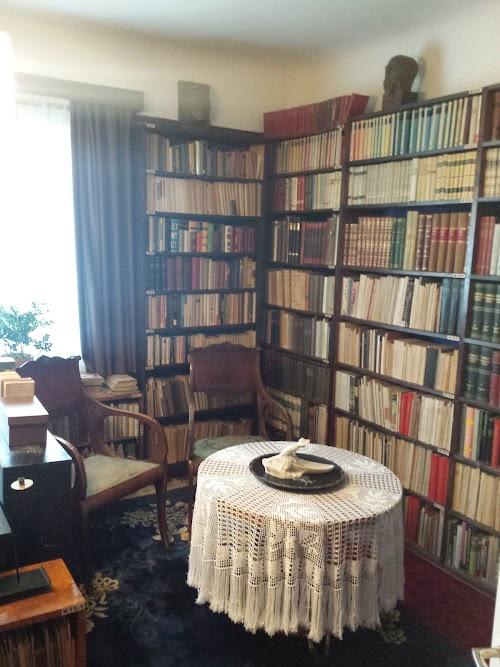 Under & Tuglas Literature Centre Museum
