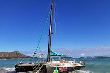 Maita'i Catamaran, Honolulu, United States