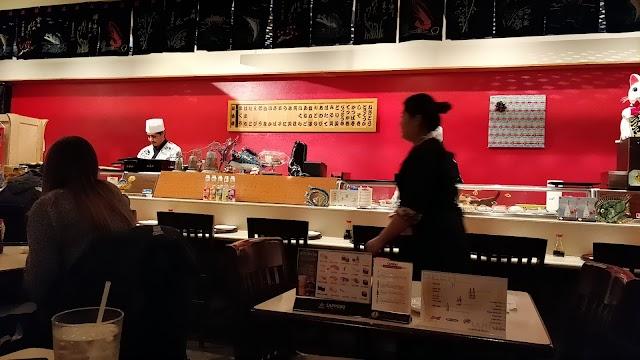 Take Sushi Japanese Restaurant