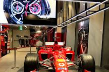 Ferrari Store, Milan, Italy