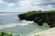 Ladder Beach, Obyan, Northern Mariana Islands
