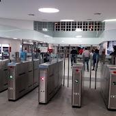 Train Station  Sevilla San Bernardo