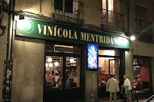 Vinicola Mentridana, Madrid, Spain
