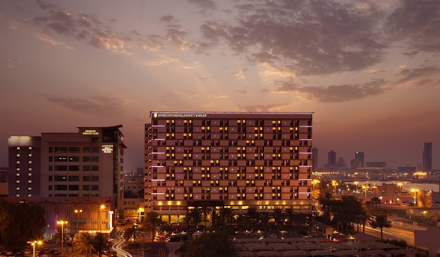 THE REGENCY INTERCONTINENTAL HOTEL MANAMAH BHR